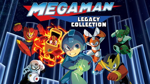 Mega Man Legacy | by gamequestpg