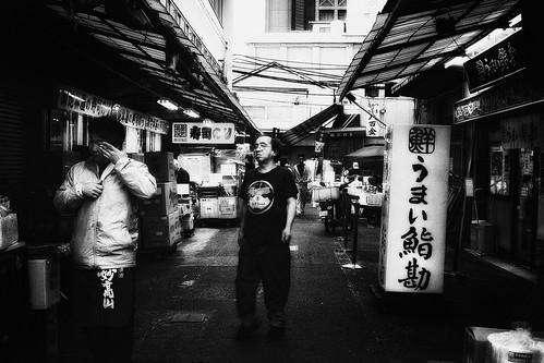 Hardcore street photography
