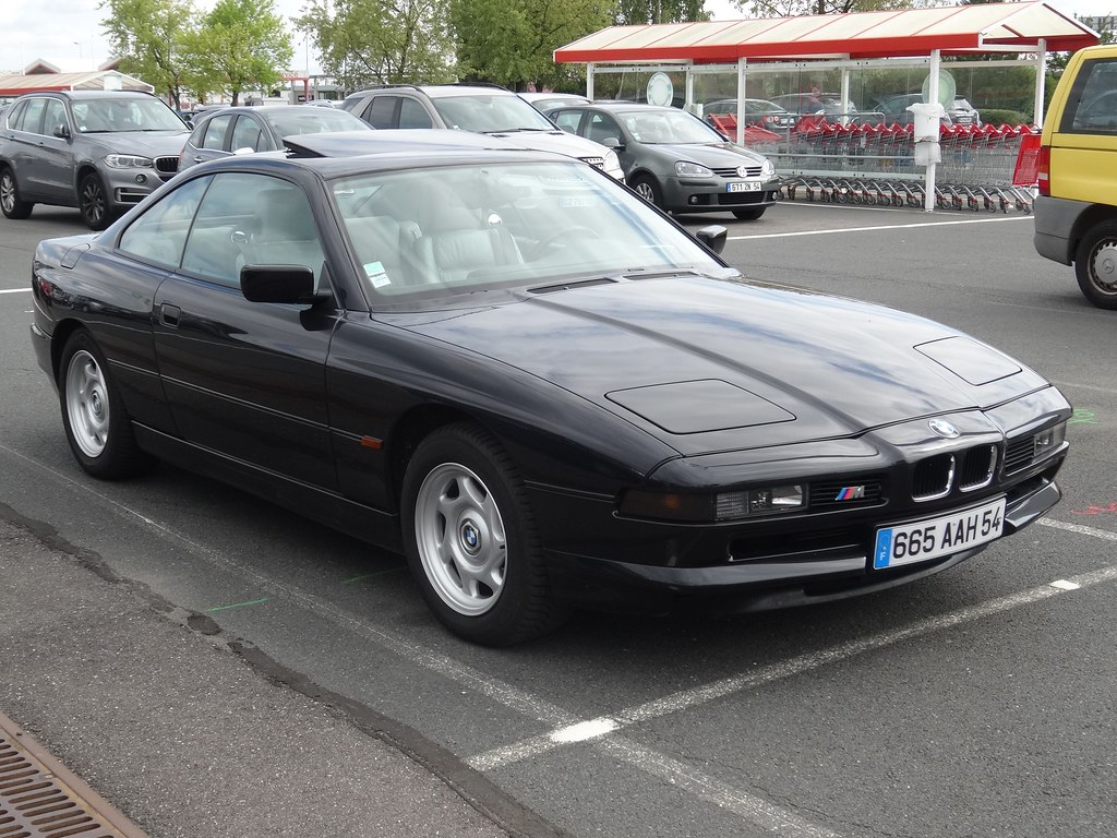 1994 BMW 840Ci | BMW built the 8-series coupé from 1989 unti… | Flickr