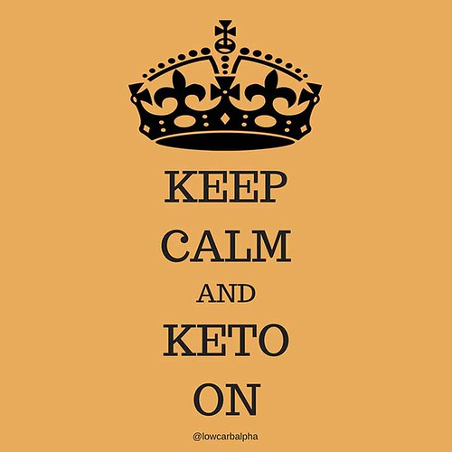 Keep calm and keto on | by Stephen G Pearson