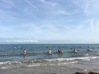 ocean racing championnat france 2017 kayak merathon