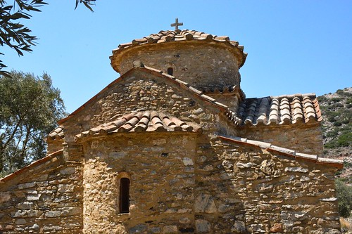 Agios Georgios Diasorites Church near Chalki (Naxos, Greece 2017) | by paularps