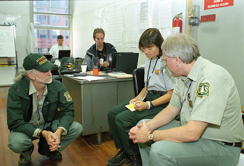 A Forest Service Incident Management Team