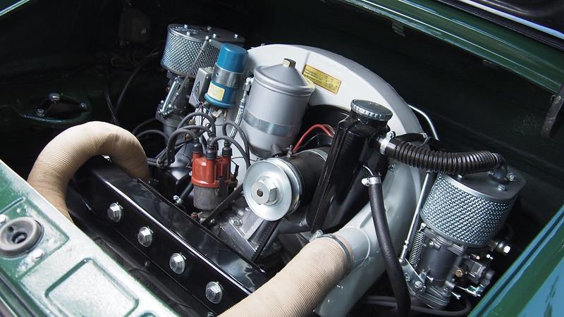 Porsche 912 Targa et Coupé 36375486152_8889ee7375_c