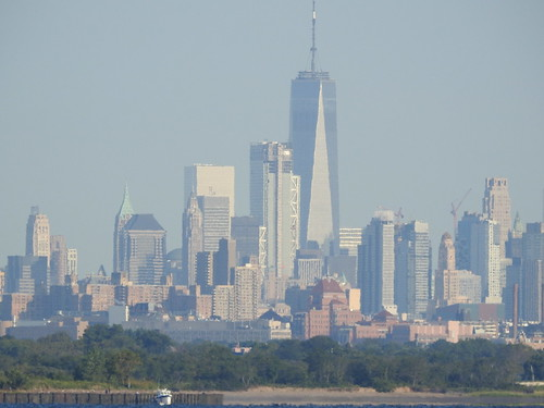 NEW YORK CITY SKYLINE, AUGUST 26, 2017, MORNING. | by NYMAN2010