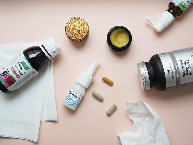 Kuinka parantua flunssasta nopeasti