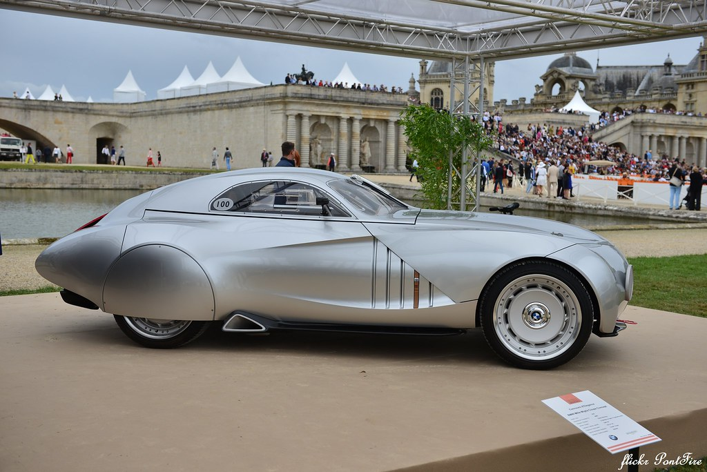 2006 BMW Mille Miglia Coupe Concept | eric | Flickr