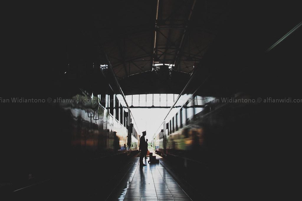 Asa Seabad Kereta Api Indonesia