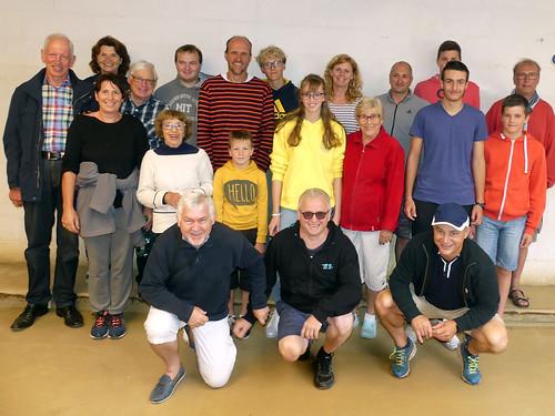 09/08/2017 - Plougasnou : 6ème séance d'initiation gratuite aux boules plombées