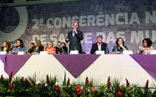 2ª Conferência Nacional de Saúde das Mulheres. Brasília, 17/08/2017. Foto: Rodrigo Nunes/MS | por Ministério da Saúde