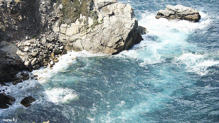 paisaje en Cabo Peñas