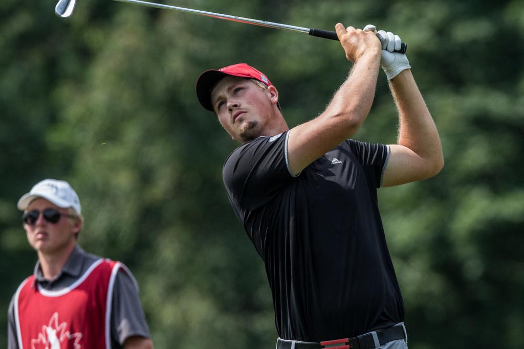 Was canadian mens amateur golf have hit