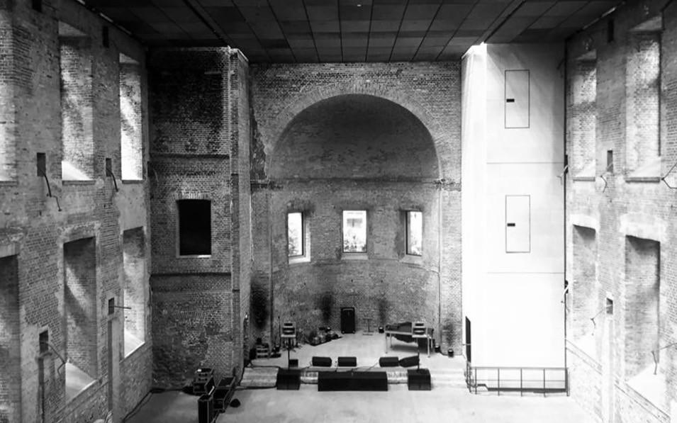 Manuela Benetton continues Berlin Church series