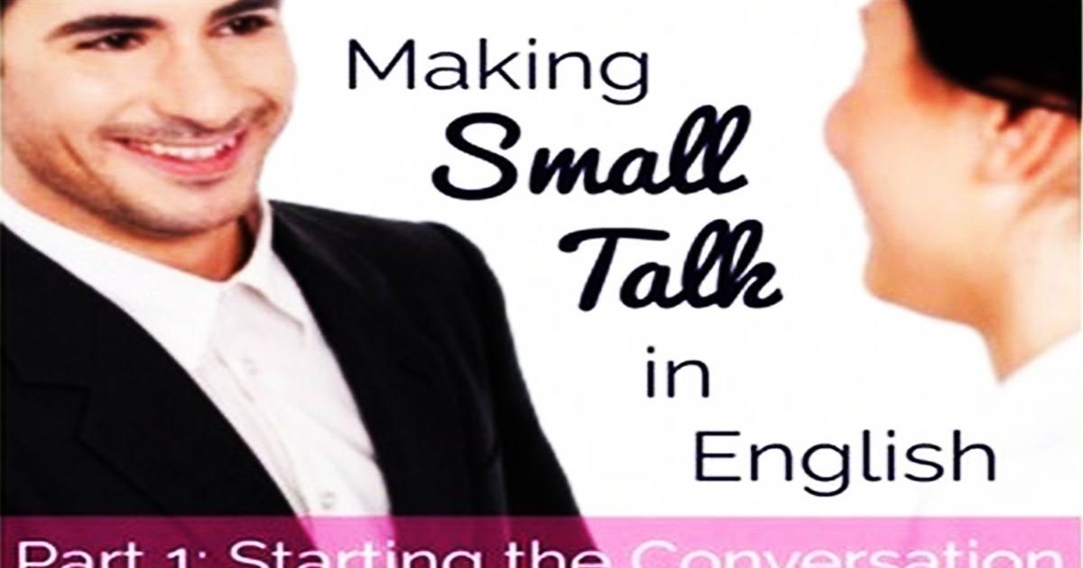 Making Small Talk in English 5