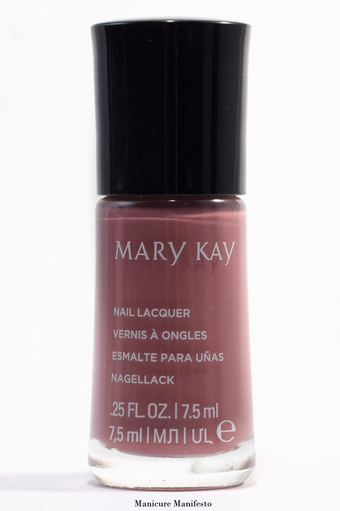 Mary Kay Rose Blush nail polish