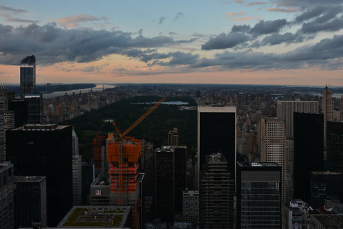 30 Rock Sunset 9 | by C.M. Keiner