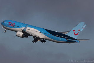 Boeing 767-300ER TUI Airlines Belgium OO-JNL cn 29384/784 | by Guillaume Besnard Aviation Photography