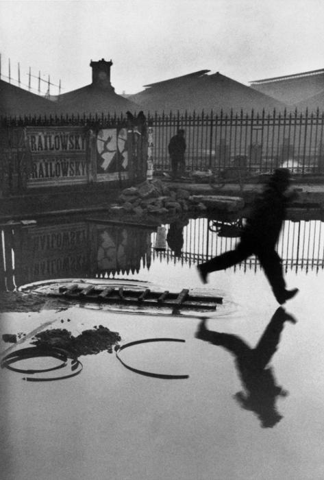 Inspiração: Henri Cartier-Bresson