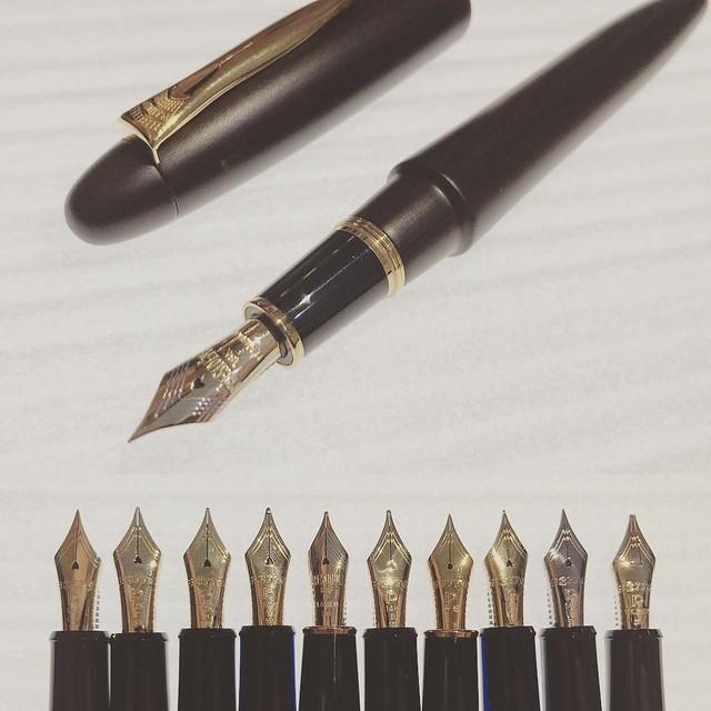 Platinum 3776 白金鋼筆世界
