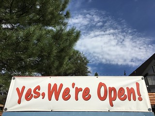 Open As in Yes | by cogdogblog
