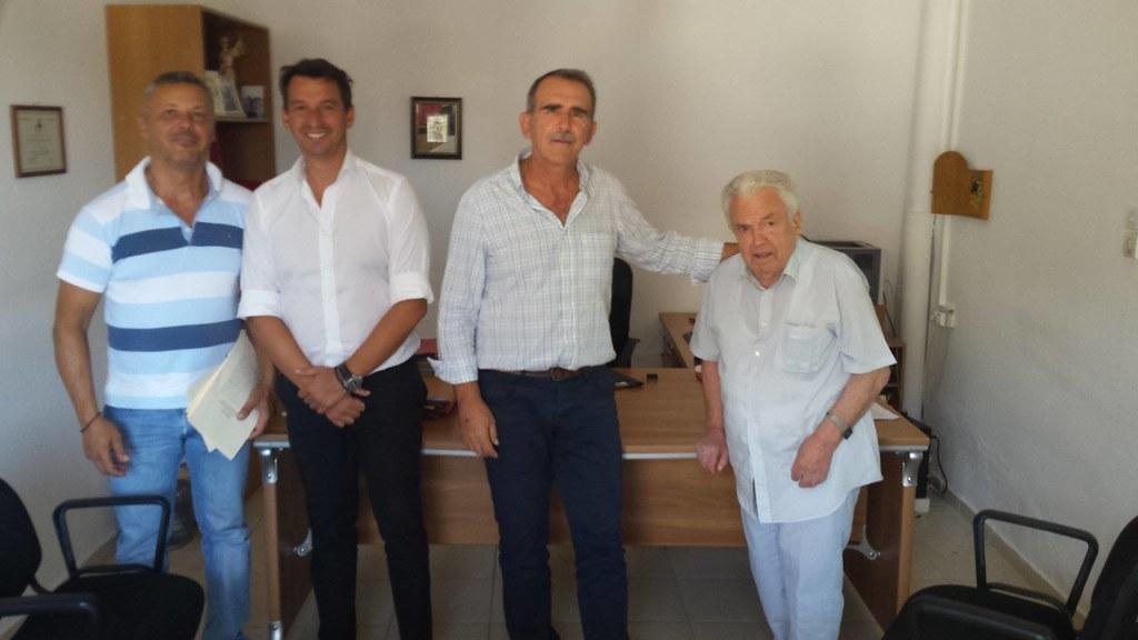 Ο Δήμος Ζηρού αποδέχτηκε 1000 στρέμματα δωρεά του κ. Λιολιομάνη στην Τ.Κ. Παντάνασσας