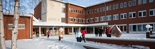 Universidad de Laponia, en Rovaniemi