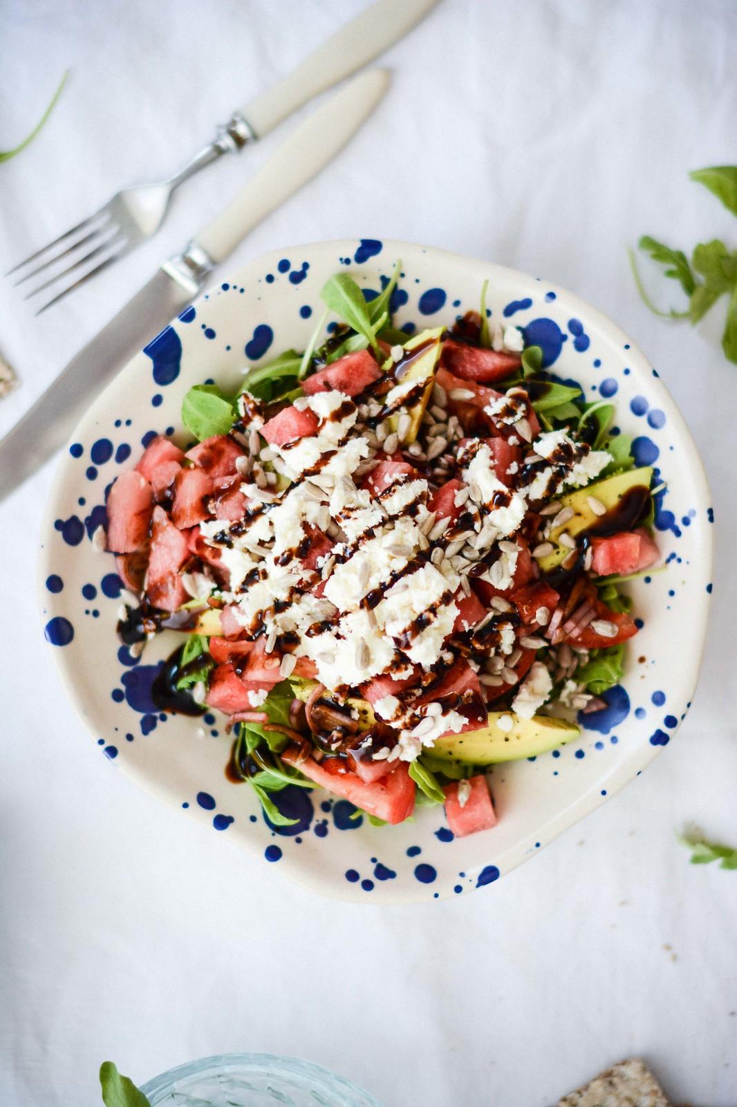 rukola-salat