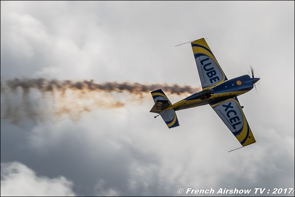 Extra 330 - F-HXEL Lubexcel , Meeting aérien contre le cancer , Free Flight World Masters Rodez-Aveyron , FFWM2017 , Meeting Aerien 2017