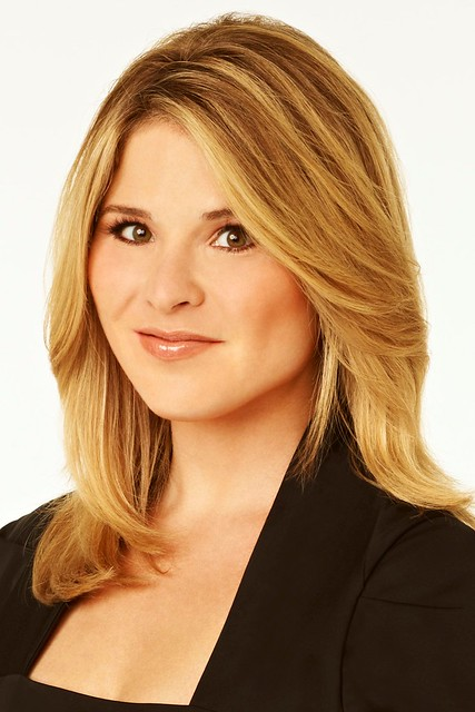 A portrait photo of Jenna Bush Hager
