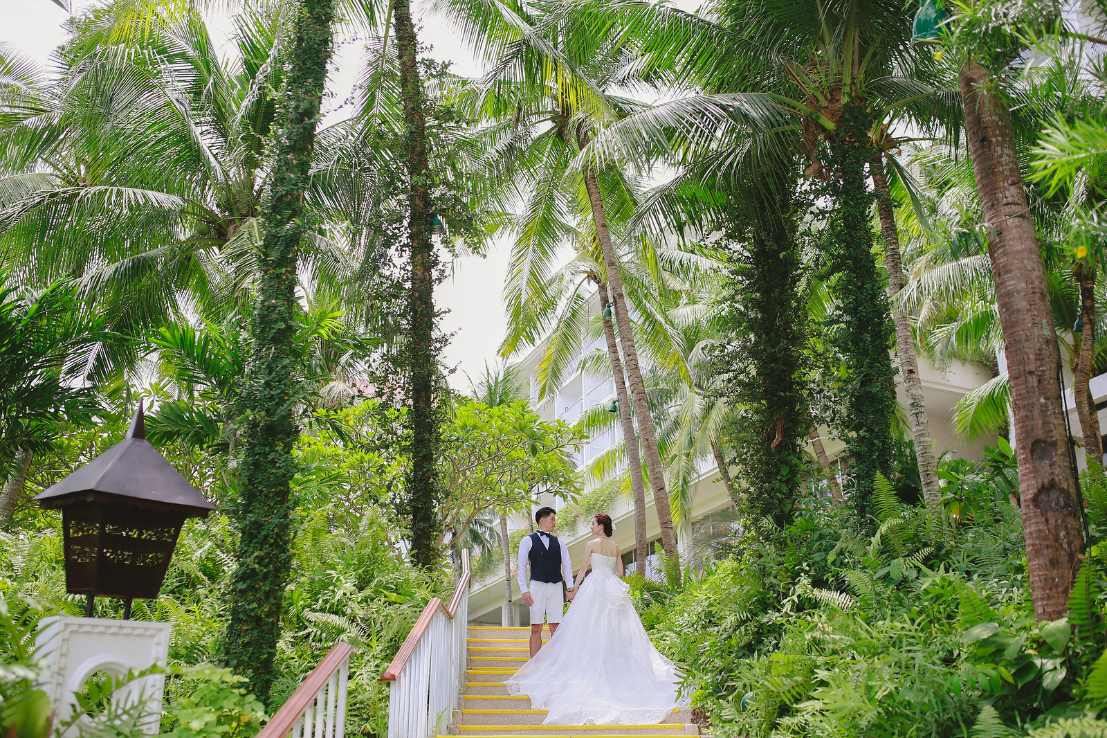 Cebu Post Wedding Photos, Shangrila Mactan Wedding