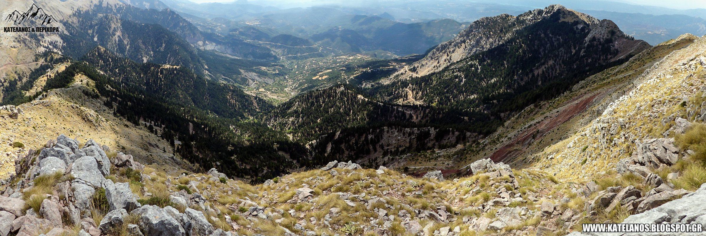 πεντακορφο αιτωλοακαρνανιας βουνα κουτουπας