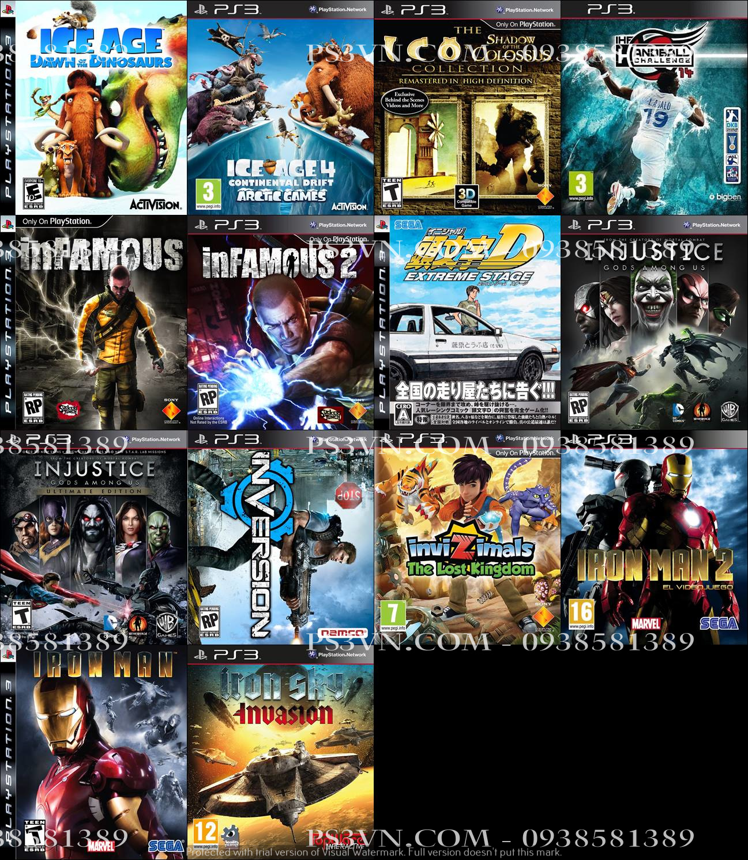 Chép Game PS3 tại nhà giá rẻ nhất TPHCM - PS3VN.COM - 19