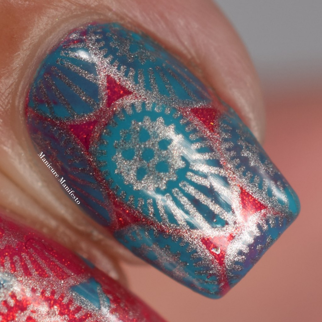 Tonic Polish Uniporn swatch