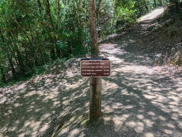 Franciscan Loop Trail (F)
