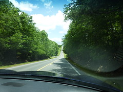On Lookout Mountain Parkway