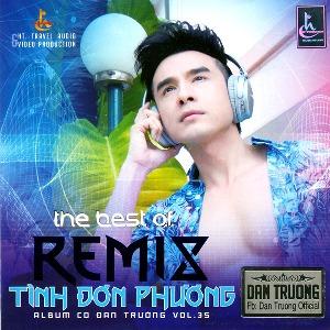 Đan Trường – The Best of Remix: Tình Đơn Phương – 2017 – MP3 – Album