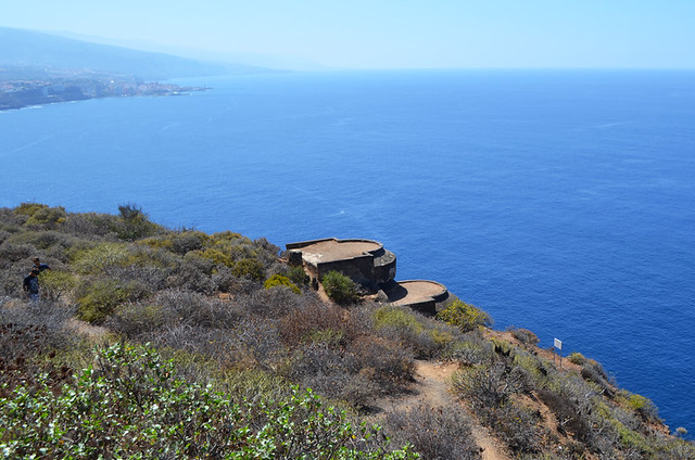 Pill box, Santa Ursula, Tenerife