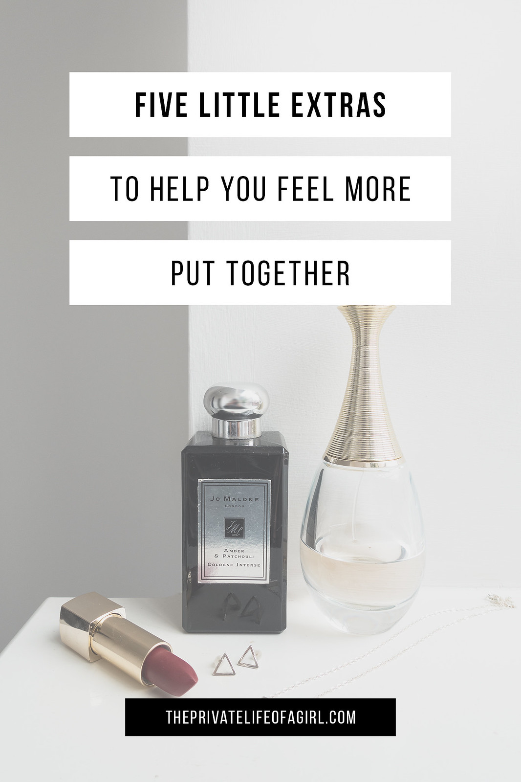 5 Little Extras To Help You Feel More Put Together