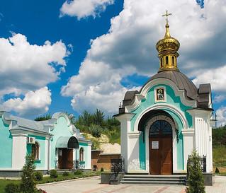 Часовня в честь святого благоверного великого князя Александра Невского