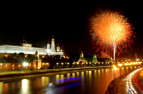 Happy Birthday Moscow! | by Serge Freeman