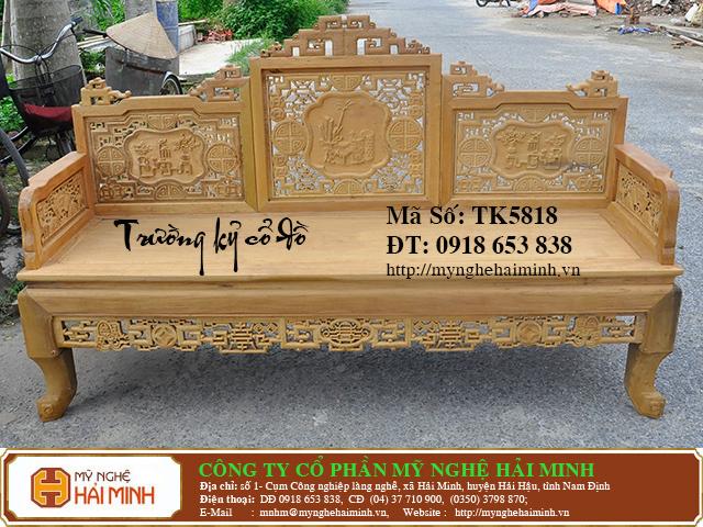 TK5818l  Bo Truong Ky co do  do go mynghehaiminh