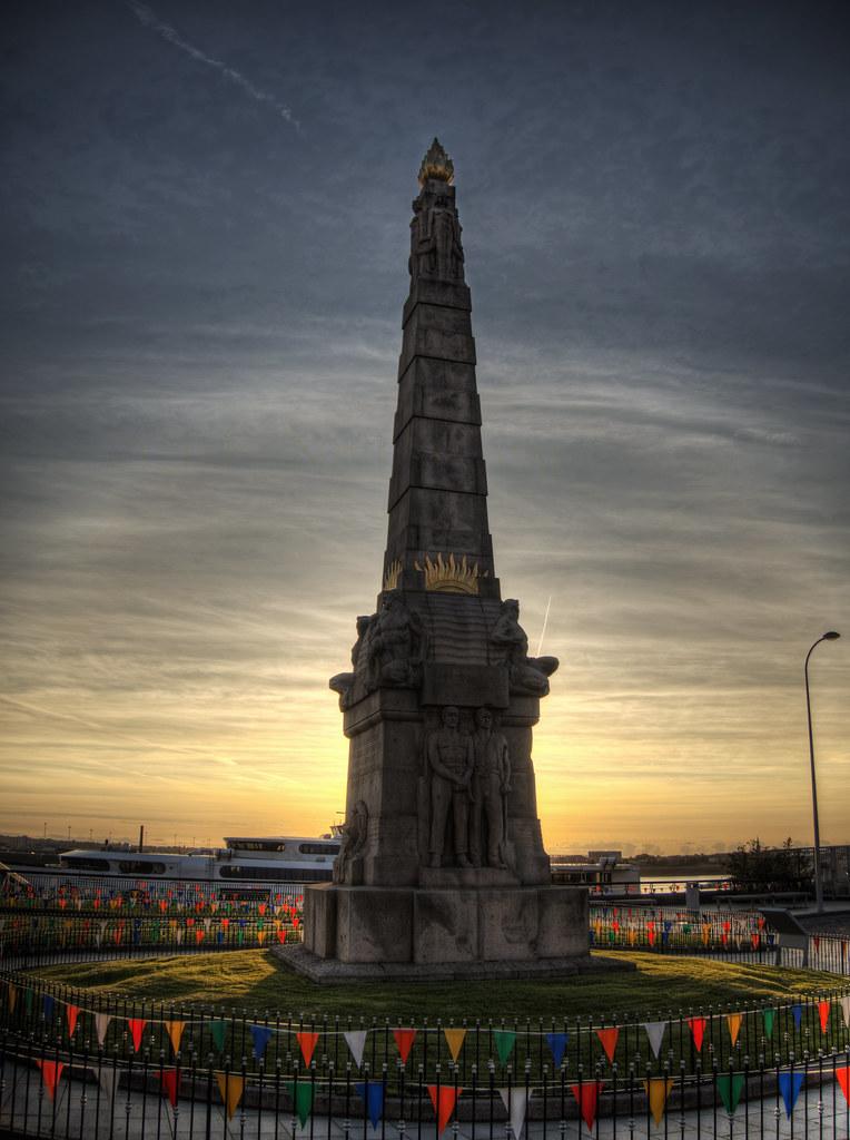 Titanic Engine Room Coal: The Titanic Memorial, Liverpool