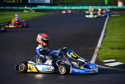 Alejandro Lahoz, OK, CIK-FIA Karting World Championship, PF International Kart Circuit 2017