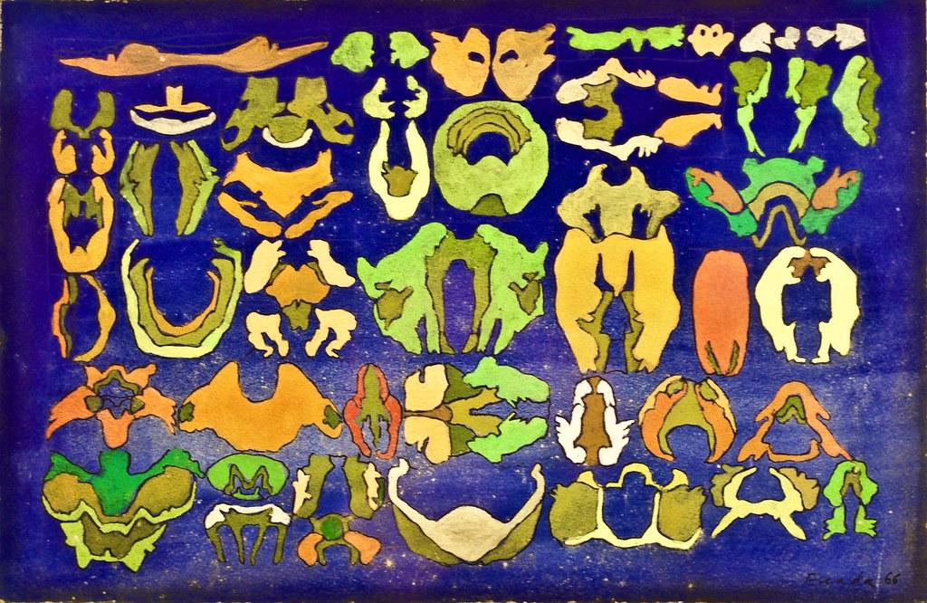 ... Untitled (1966) - José Escada (1934-1980) - by pedrosimoes7