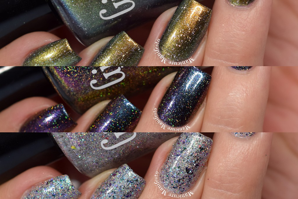 Girly bits polish con exclusive swatch