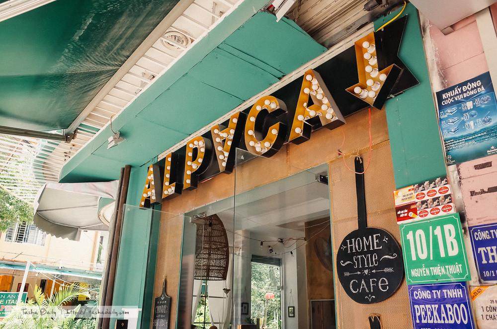 芽莊美食︱Alpaca homestyle cafe.濃濃鄉村家庭風、口味一級棒的義式料理