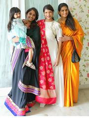 Lakshmi Manchu New Movie Opening Stills