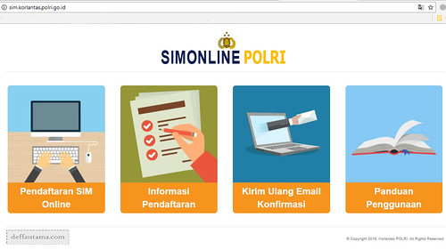 Website Korlantas POLRI | by deffa_utama