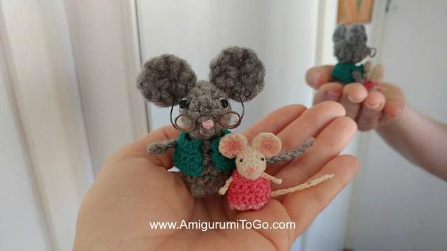 Crochet Tiny Bears, Dolls and Monsters