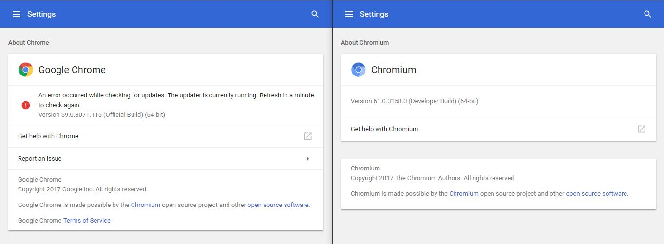 google-chrome-and-chromium-browser-update